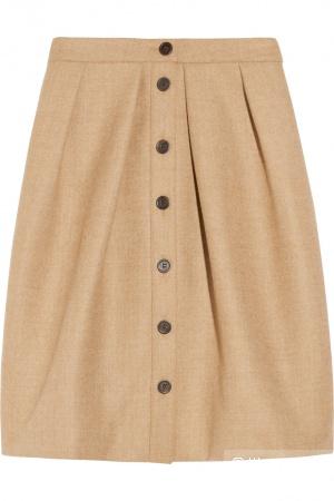 Шерстяная юбка J Crew, размер US 8