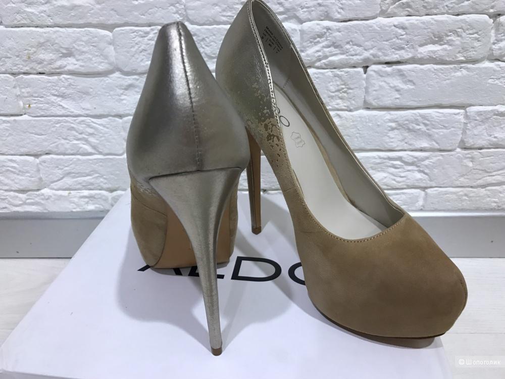Туфли на каблуке и платформе ALDO