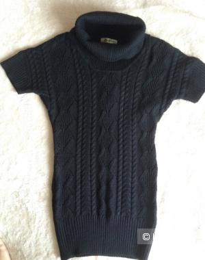Новое платье-свитер Турция.