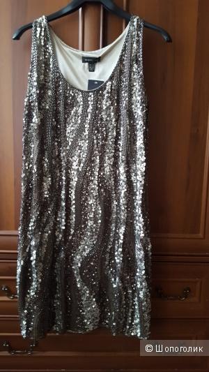 Новое платье Mango размер 46-48 (L)