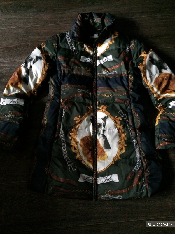 Love Moschino куртка 46\48