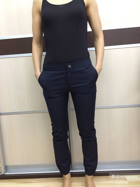 Продам шерстяные брюки Sun68