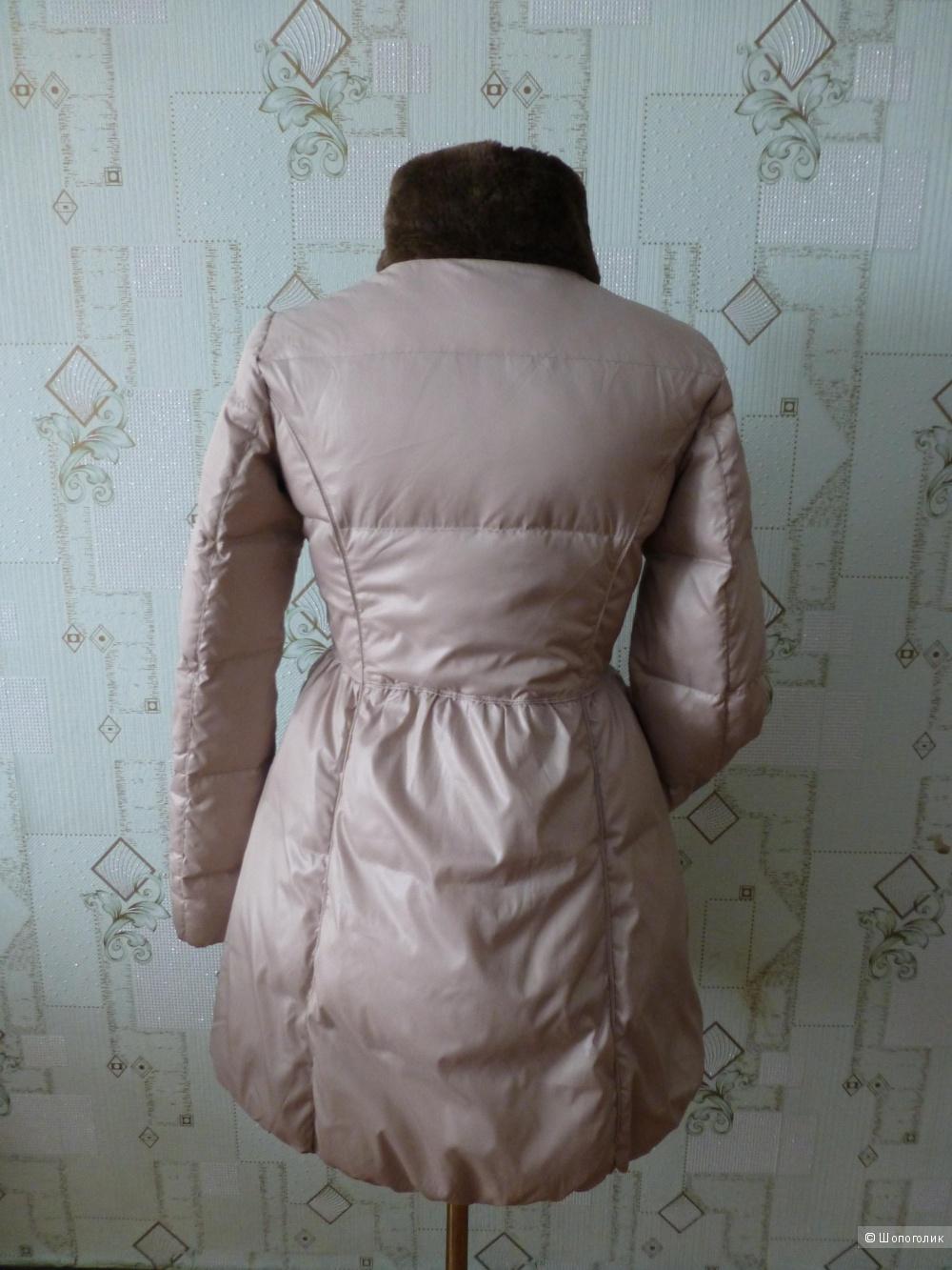 Пуховое пальто Benetton 42-44