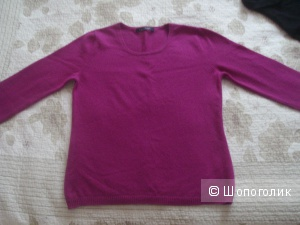 Пуловер 100% кашемир SIXTH SENSE (Германия) р-р 46