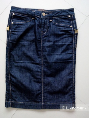 Юбка джинсовая A.M.N. Madness National
