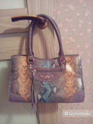 Новая стильная сумка Elisir со Swarovski оригинал