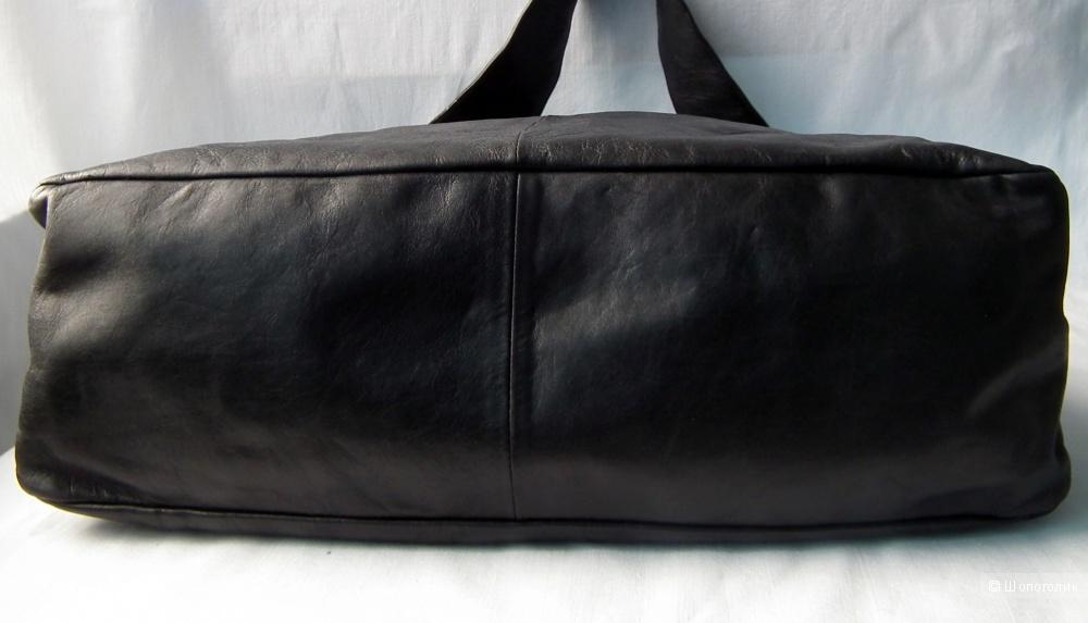 Новая сумка хобо Sabina натур кожа