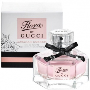 Туалетная вода Gucci. Flora by gucci gorgeous gardenia