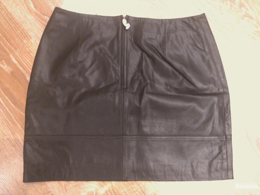Новая кожанная юбка Asos