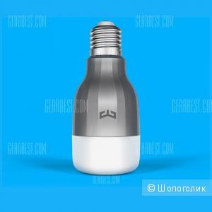 Умная светодиодная лампа Xiaomi Yeelight RGBW