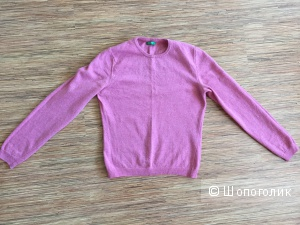 Пуловер Benetton 100 % шерсть