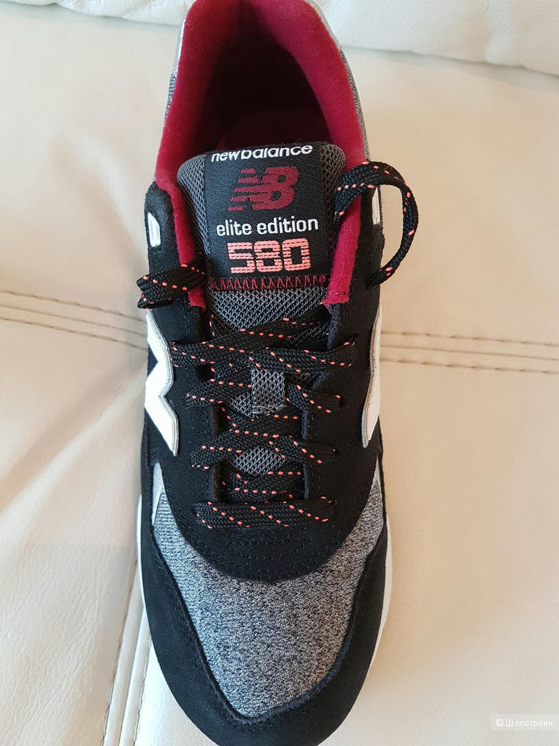 Продам шикарные, новые кроссы New Balance. Оригинал. Модель elite edition 580 (премиум линейка)