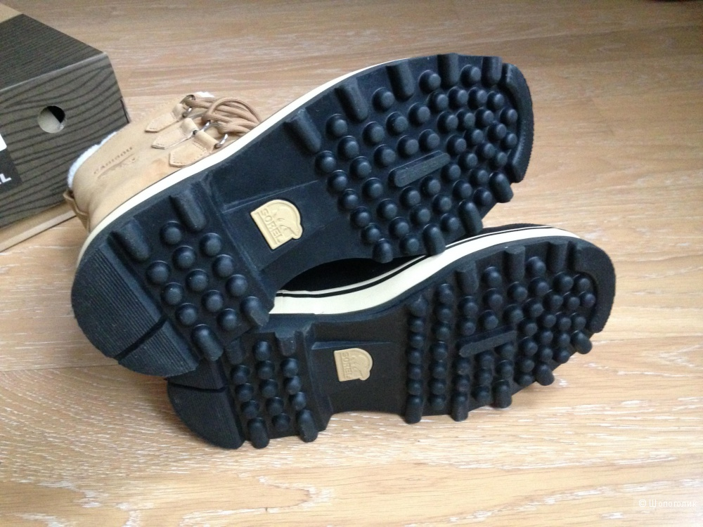 Сапоги Sorel Caribou Boots US8