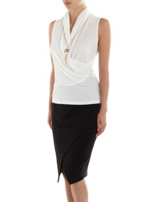 Белая блуза Rinascinento (Италия), р-р M