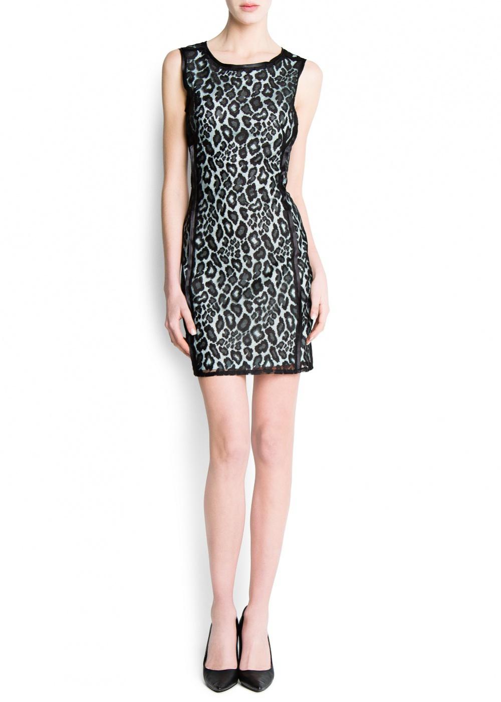 Платье Mango нарядное размера L