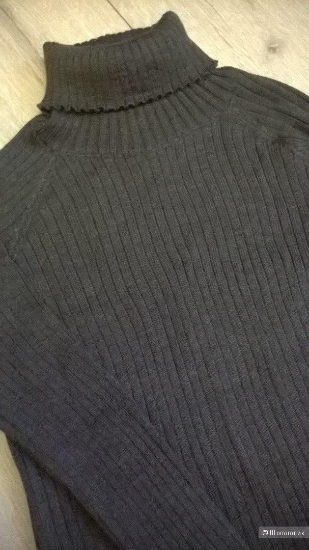 Новый шерстяной свитер Эдди Бауер