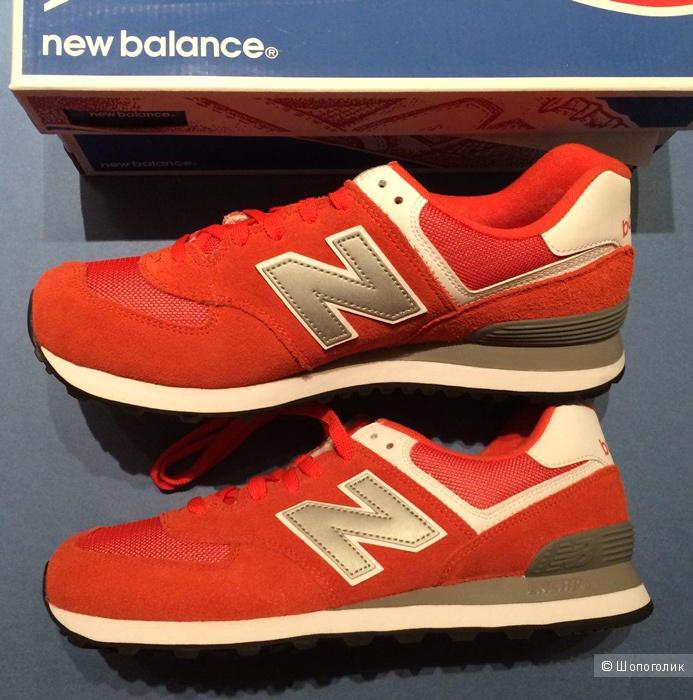 Новые мужские New Balance 574, 9 UK, 9.5 US, 43 Eur, 27.5см
