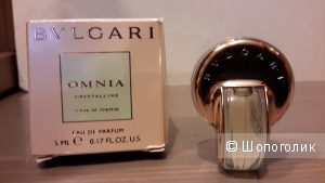 Omnia Crystalline, Bvlgari edp от 5 мл миниатюра