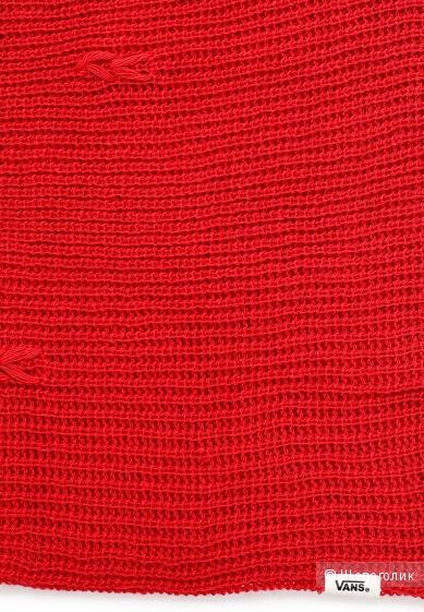 Шарф Vans красный новый оригинал