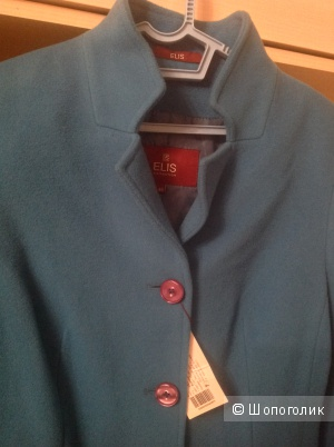 Продам новое демисезонное пальто.