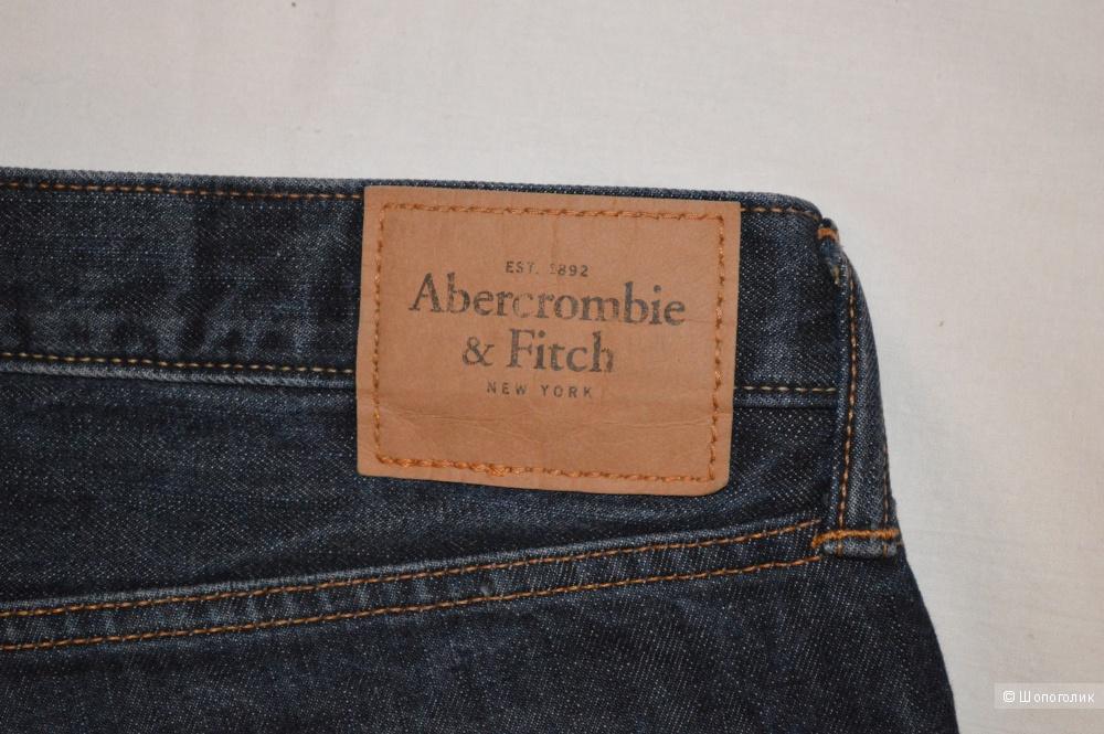 Новые мужские джинсы бренд ABERCROMBIE & FITCH