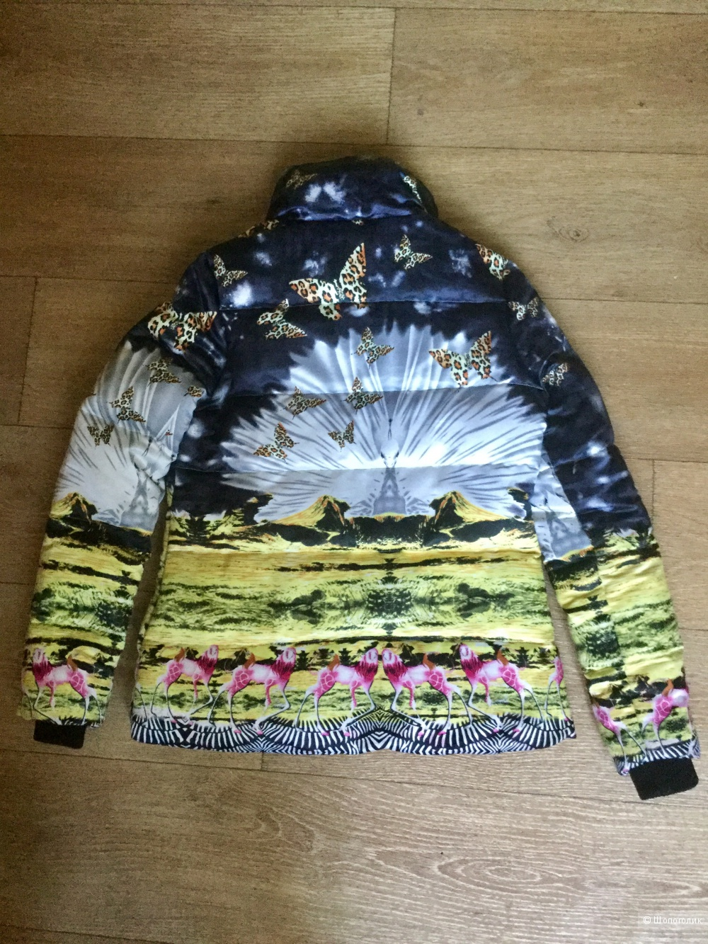 Куртка/пуховик Emilio Pucci.