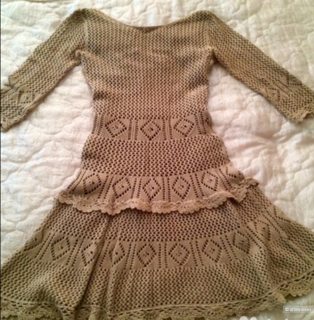 Вязаное платье Victoria's Secret XS