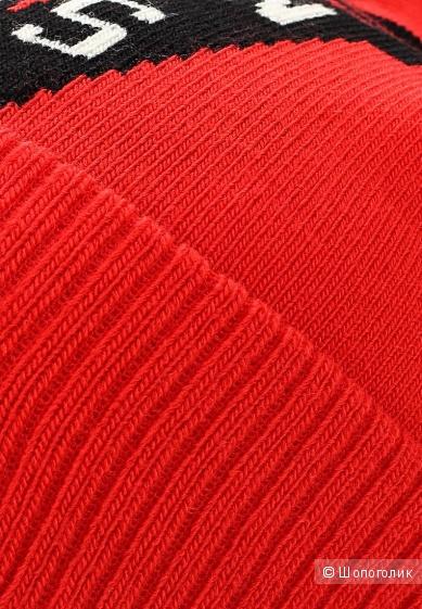 Шапка Vans новая оригинал красная