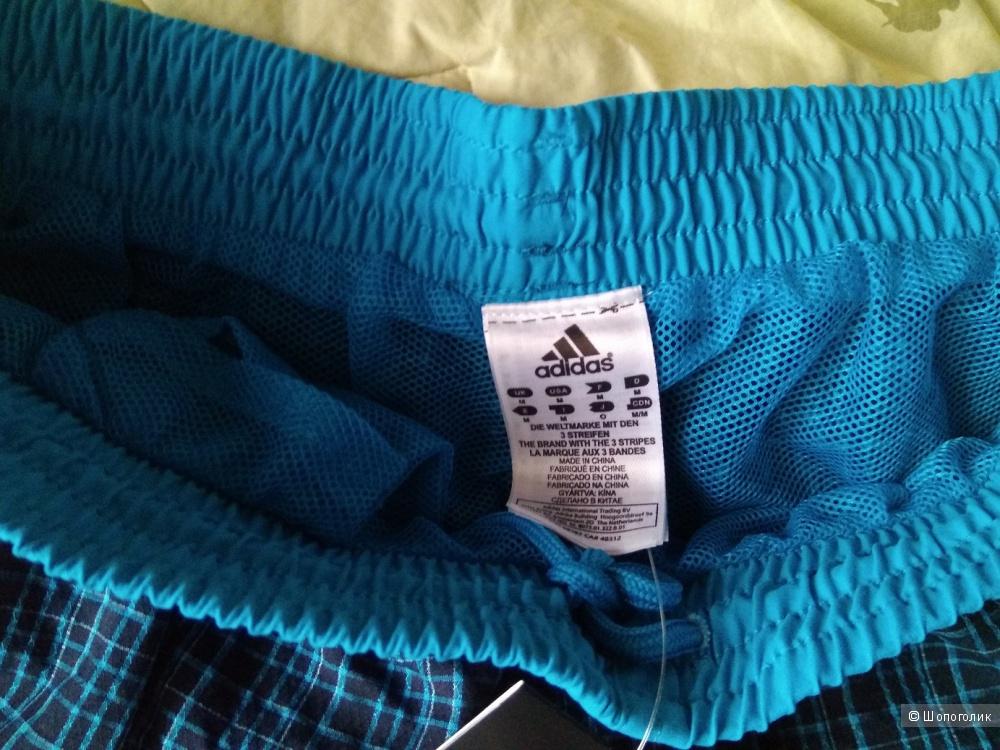 Новые женские шорты adidas размер м
