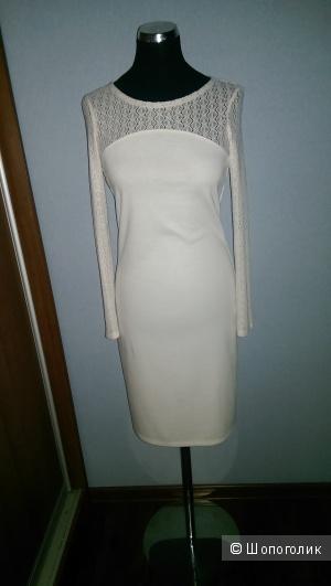 Новое праздничное платье 44 размер