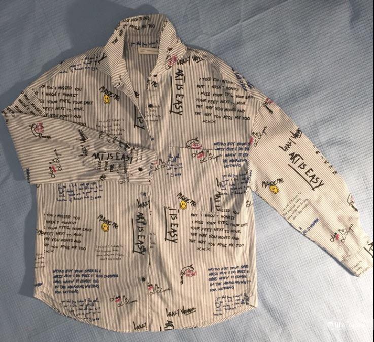 Женская рубашка ZARA