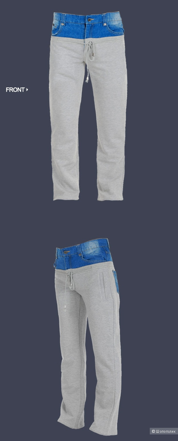 Мужские штаны Dolce&Gabbana