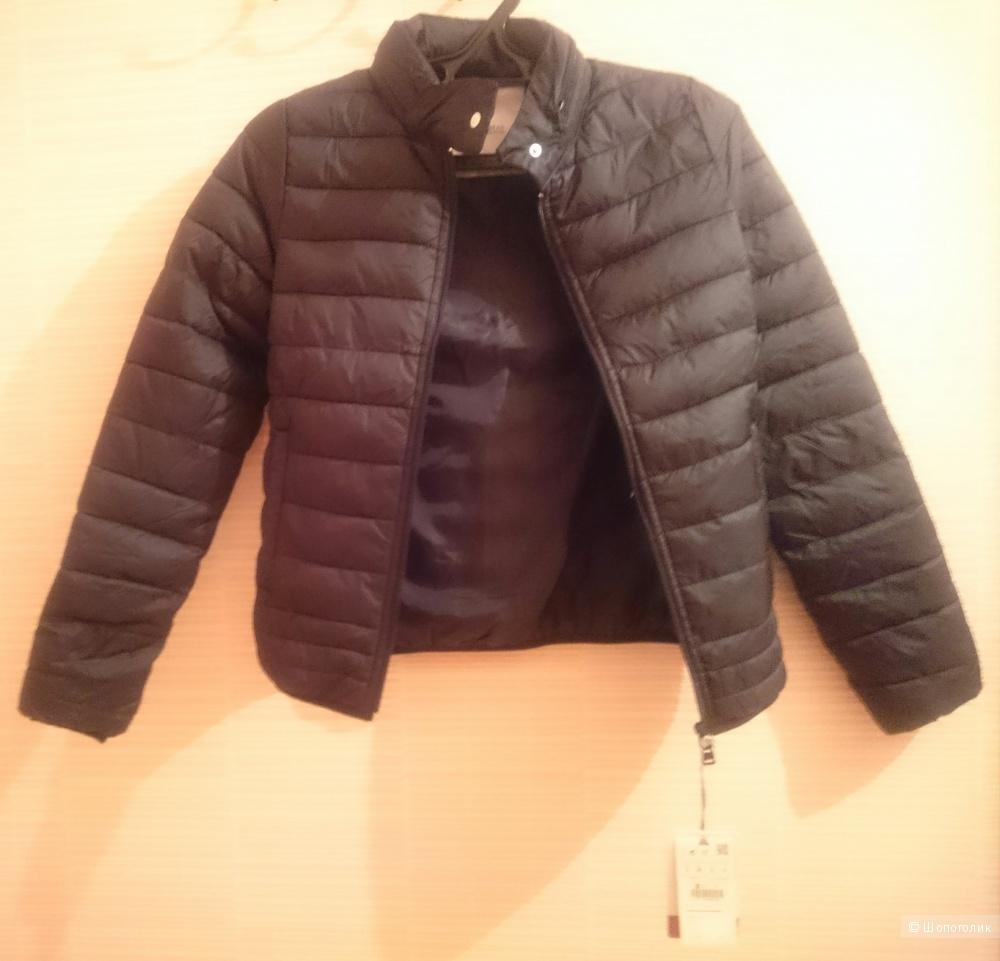 Куртка PULL&BEAR с потайным капюшоном