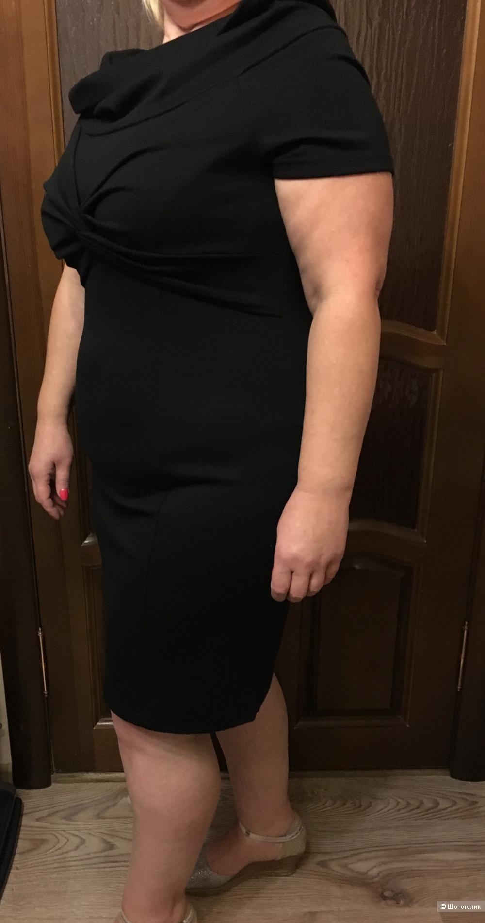 Новое платье, размер 48-52
