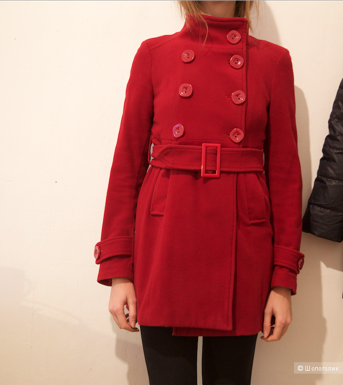 Пристрою пальто Stradivarius, размер M