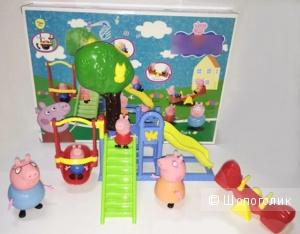 Новый набор Поющее дерево и семья свинки Пеппы.