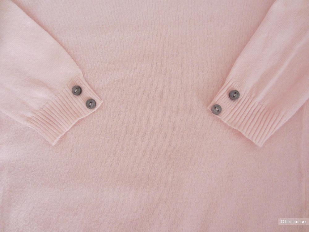 Водолазка Zara светло-розовая для девочки