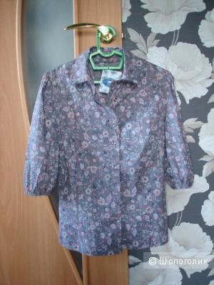 Новая Рубашка Uniqlo s 40-44