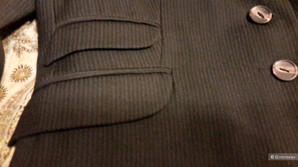 Пиджак Zara Basic размер L новый