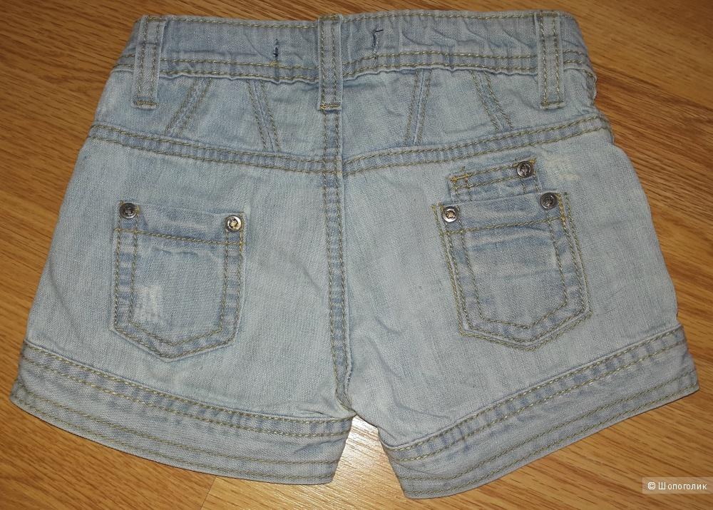 Шорты джинсовые (Франция)