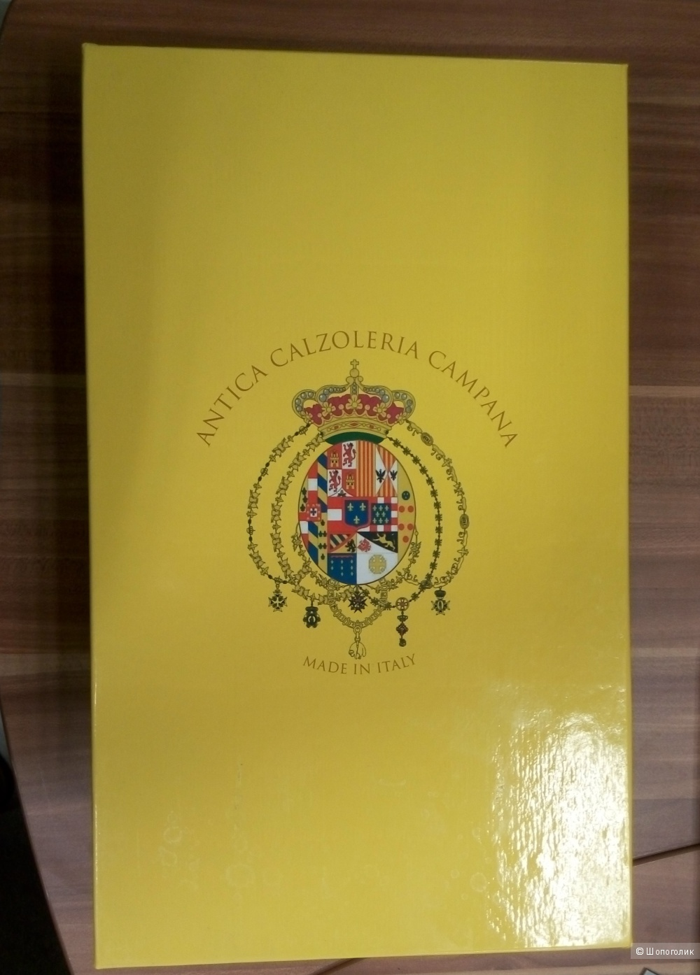 Ботинки Дезерты Antica Calzoleria Campana р.42