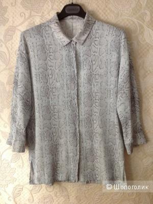 Шелковая блузка  Marc Cain  46-50