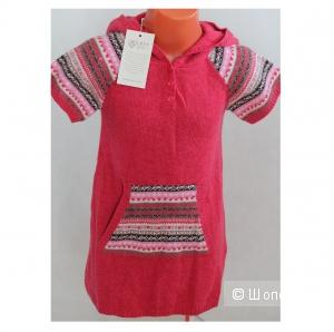 Платье детское вязаное Monsoon (Англия)