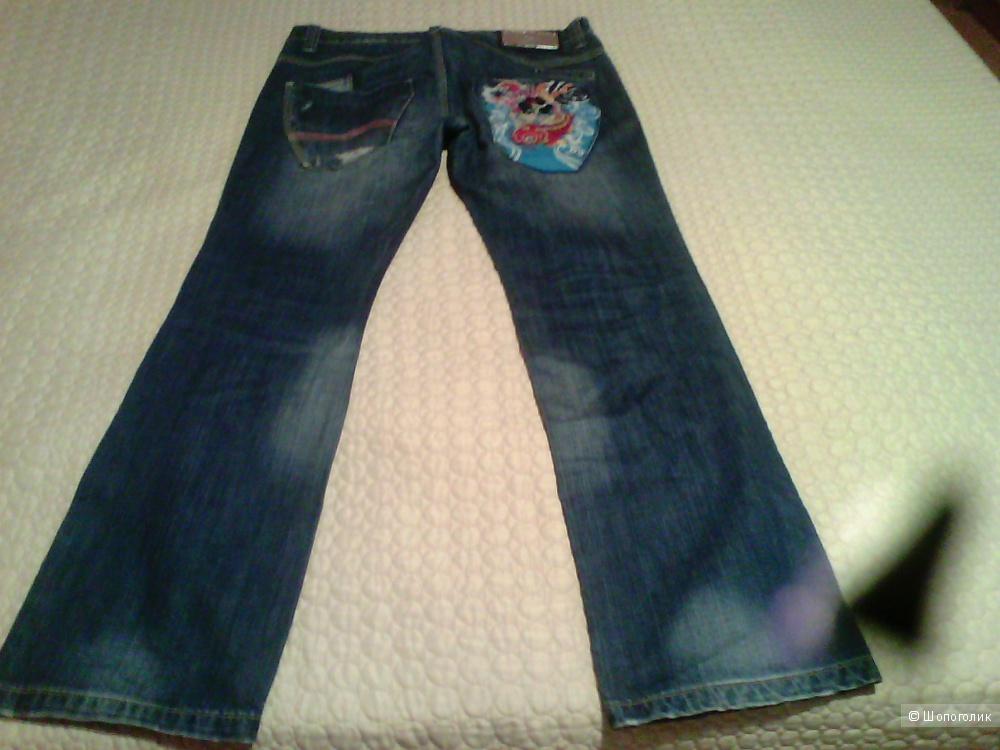 Шикарные мужские джинсы de puta madre