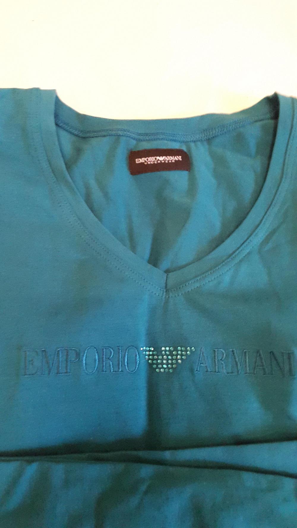 Пижама Emporio Armani размер M