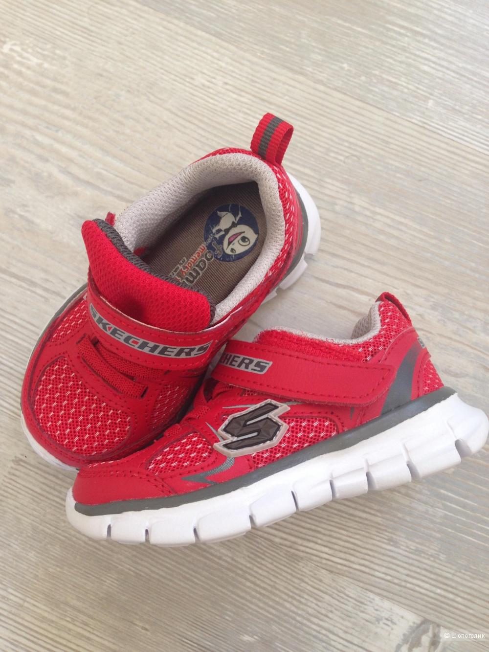 Детские летние кроссовки Skechers (унисекс) в идеальном состоянии