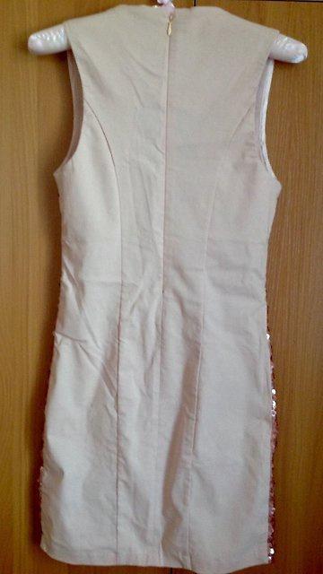 Платье ASOS Mini Dress with Sequin Mesh, пайетки, р. 8 (42-44). Новое.