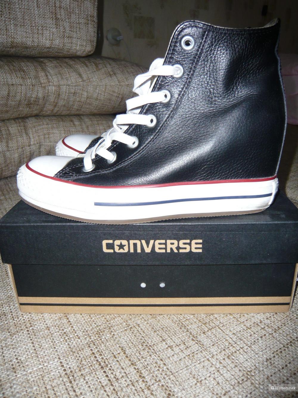 Кеды Converse 39,5р.