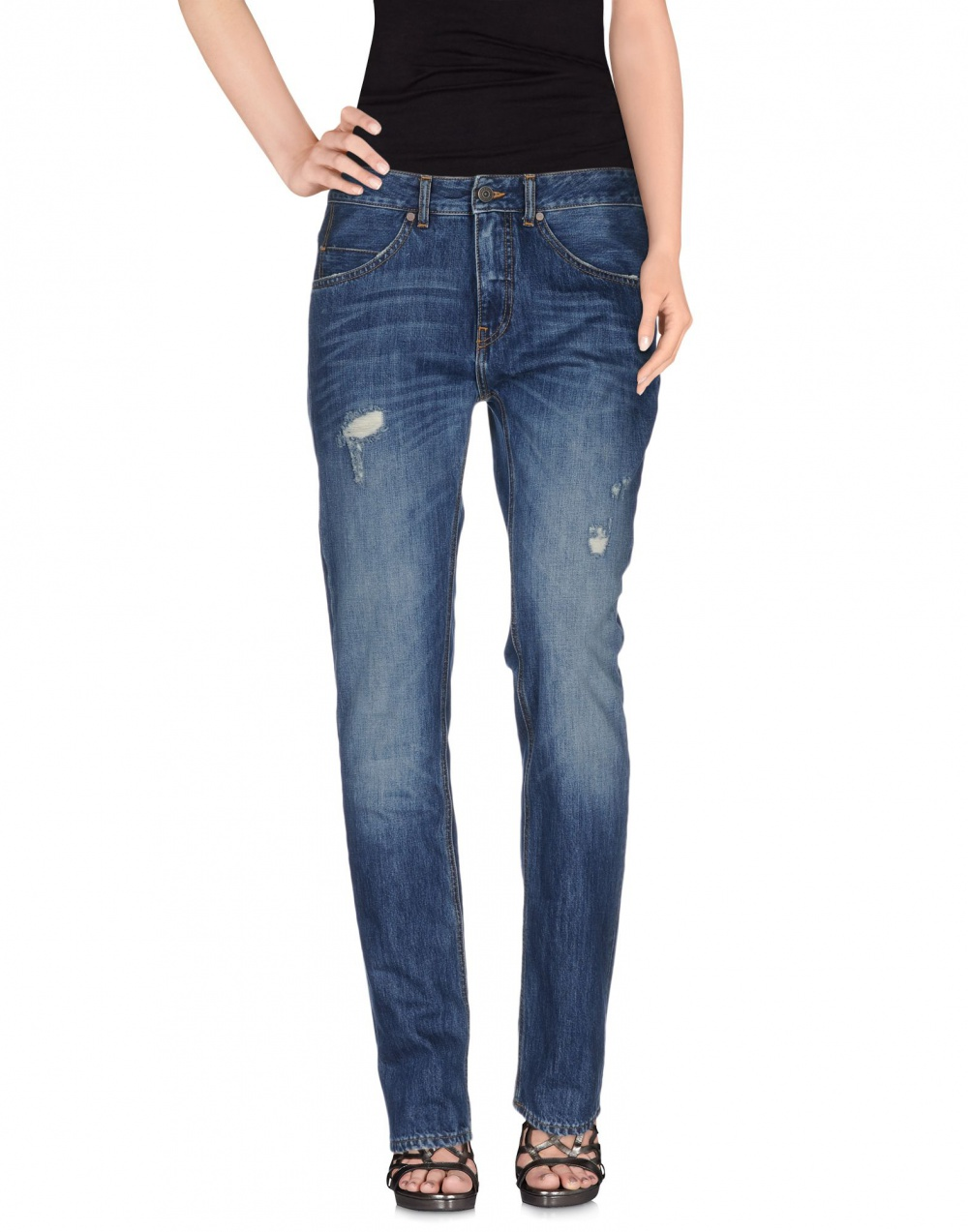 Новые джинсы VINTAGE 55 размер 28