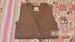 Кардиган Zara Knit размер S б/у 1 раз,100% кашемир